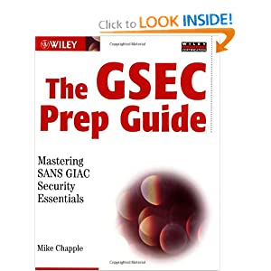 The GSEC Prep Guide: Mastering SANS GIAC Security Essentials