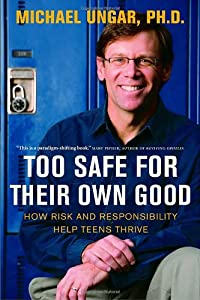 "Cover of ""Too Safe for Their Own Good: Ho..."