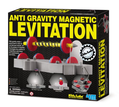 4M Anti Gravity Magnetic Levitation Science Kit for kids