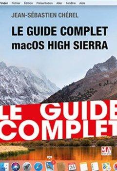 Livres Couvertures de Le Guide complet macOS High Sierra