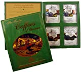 Coffee Masters The Twelve Coffees of Christmas Variety Pack Ground Coffee, 1.5-Ounce Packets