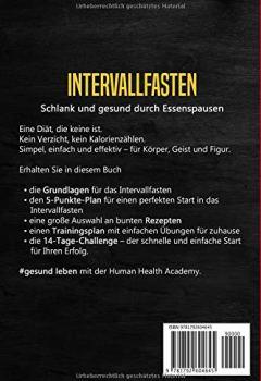 Cover von Intervallfasten Wie Sie durch intermittierendes Fasten effektiv & gesund abnehmen ohne Hunger: gesund*jung*schlank*fit inkl.großer Rezeptauswahl ... 14-Tage-Challenge (#gesund leben, Band 1)