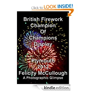 British Firework Champion Of Champions Display Plymouth 2012 A Photographic Glimpse