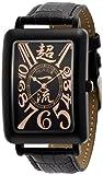 [フランク三浦]MIURA 大型初号機(改) 超一流店限定モデル 完全非防水 腕時計 ジャパンクオーツ FM01OK-SBKPG