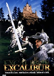 """Cover of """"Excalibur"""""""