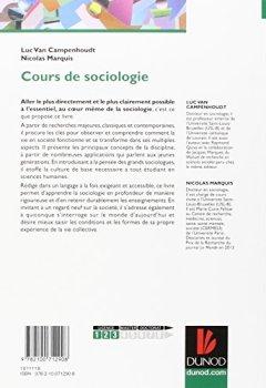 Telecharger Cours De Sociologie Luc Van Campenhoudt Pdf
