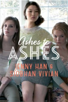 Ashes to Ashes (Burn for Burn) by Jenny Han| wearewordnerds.com