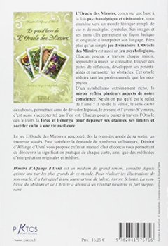 Livres Couvertures de Le grand livre de l'Oracle des Miroirs