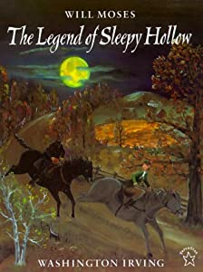 "Cover of ""The Legend of Sleepy Hollow (Pi..."