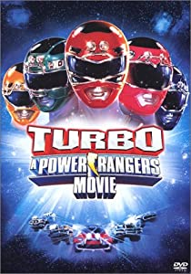 """Cover of """"Turbo: A Power Rangers Movie"""""""