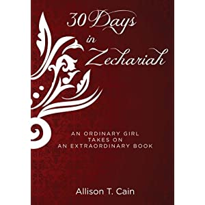 Thirty Days in Zechariah: an ordinary girl takes on an extraordinary book
