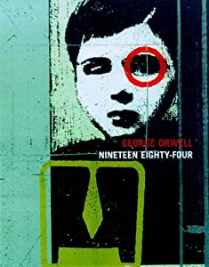 "Cover of ""Nineteen Eighty-Four"""