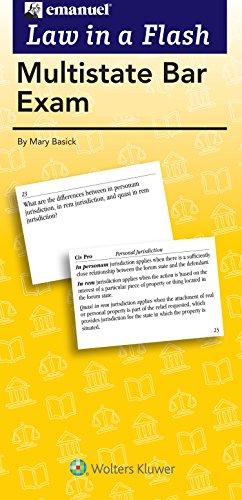 145486849X – Multistate Bar Exam Flash Cards