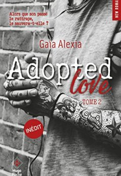 Livres Couvertures de Adopted Love - tome 2