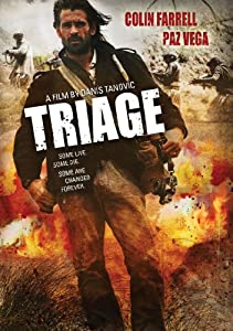 "Cover of ""Triage"""