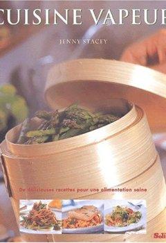 Livres Couvertures de Cuisine vapeur