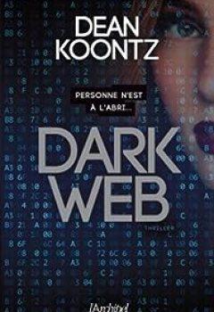 Livres Couvertures de Dark Web
