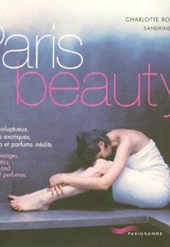 Livres Couvertures de PARIS BEAUTY