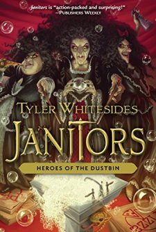 Heroes of the Dustbin (Janitors) by Tyler Whitesides| wearewordnerds.com