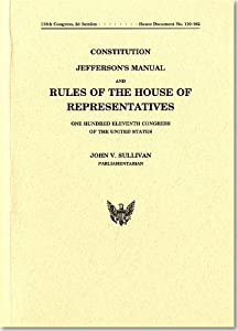 Rules of the House of Representatives; available at Amazon.com for $104, but worth much less to the GOP.