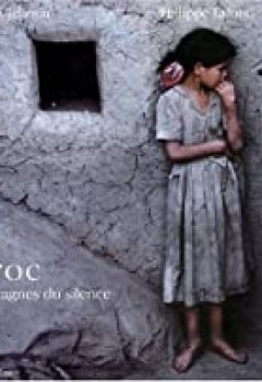 Livres Couvertures de Maroc : Les Montagnes Du Silence