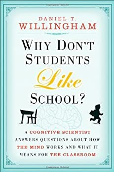 "Cover of ""Why Don't Students Like School:..."