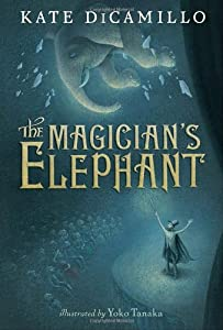 "Cover of ""The Magician's Elephant"""