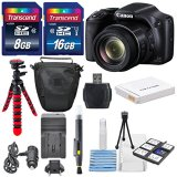 Canon-PowerShot-SX530-HS-Wi-Fi-Enabled-Digital-Camera-with-deluxe-accessory-bundle-including-24GB-SDHC-memory-card-lens-cleaning-kit-Extra-Battery-ACDC-Turbo-Travel-Charger
