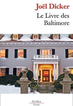 Livres Couvertures de Le Livre des Baltimore POCHE