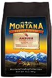 Montana Cowboy Coffee - AMBUSH,Whole Bean 12oz