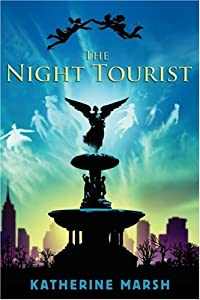 """Cover of """"The Night Tourist"""""""