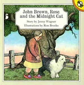 "Cover of ""John Brown, Rose and the Midnig..."