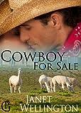 COWBOY FOR SALE--A Second-Chances Spicy Romance