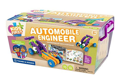 Kids First Automobile Engineer Kit