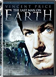 "Cover of ""The Last Man on Earth"""