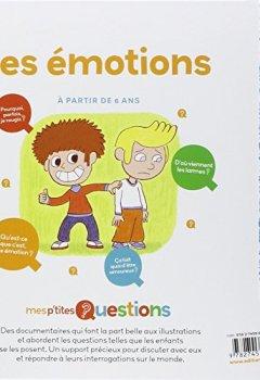 Livres Couvertures de LES EMOTIONS