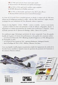 Livres Couvertures de Les armes de la Seconde Guerre mondiale