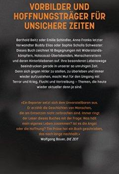 Buchdeckel von Jahrhundertzeugen: Die Botschaft der letzten Helden gegen Hitler. 18 Begegnungen