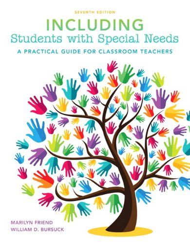 133569942 – Including Students with Special Needs: A Practical Guide for Classroom Teachers, Enhanced Pearson eText with Loose-Leaf Version — Access Card Package (7th Edition)