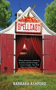 Review, Giveaway & Interview! Spellcast by Barbara Ashford