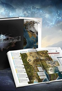 Livres Couvertures de Final Fantasy XV: The Complete Official Guide Collector's Edition