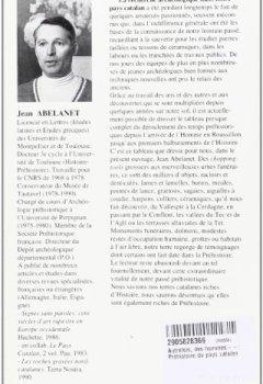Livres Couvertures de Autrefois, des hommes--: Préhistoire du pays catalan