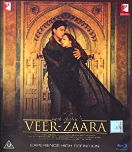 "Cover of ""Veer - Zaara [Blu-ray] (Bollywo..."