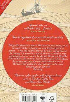 Livres Couvertures de The Orphan Master's Son