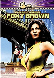 "Cover of ""Foxy Brown"""