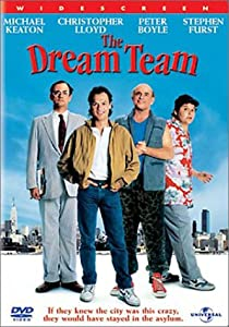 "Cover of ""The Dream Team"""
