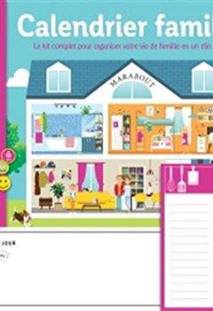 Livres Couvertures de Calendrier familial 2018-2019