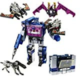 Transformers トランスフォーマー Universe 2009 SDCC San Diego Comic-Con Exclusive 25th Anniversary Figure Soundwave フィギュア 人形 おもちゃ (並行輸入)