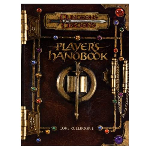 Dungeons and Dragons Player's Handbook 3rd Edition