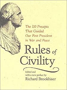 "Cover of ""Rules of Civility: The 110 Prec..."